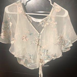 ASTR THE LABEL blouse